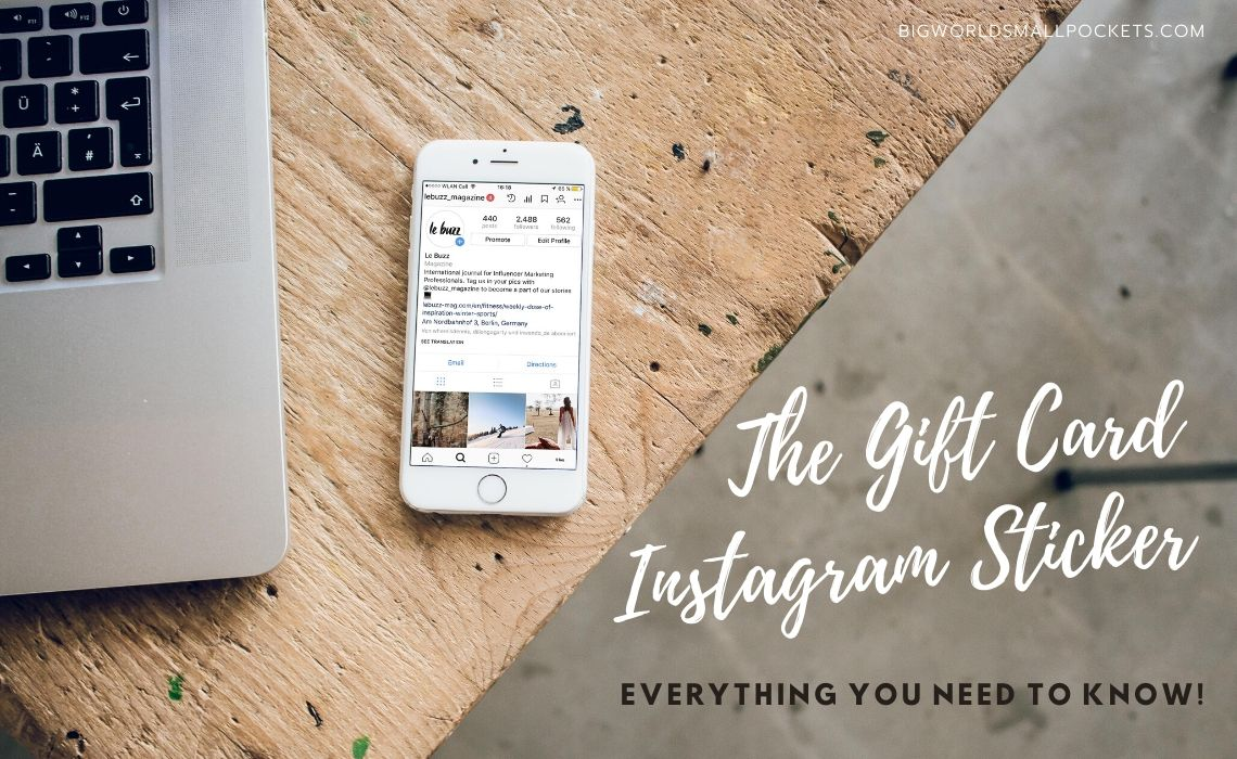 Everything You Need to Know About the Instagram Gift Card Sticker