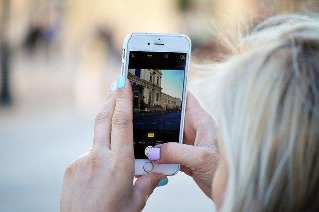 Instagram, Content, iPhone