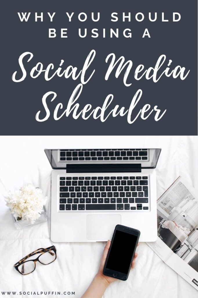 Why You Should Be Using a Social Media Scheduler Service